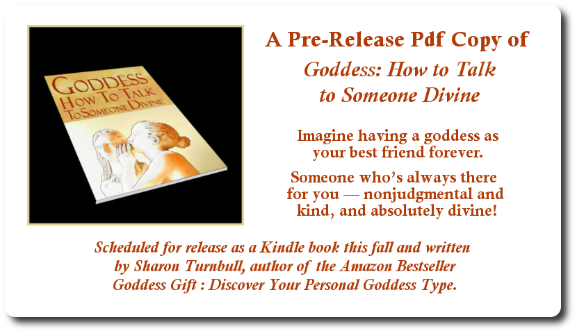 goddess- How to talk ebook sales graphic