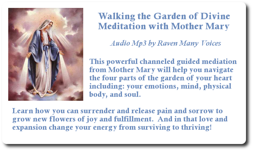 Mother Mary Sales Graphic