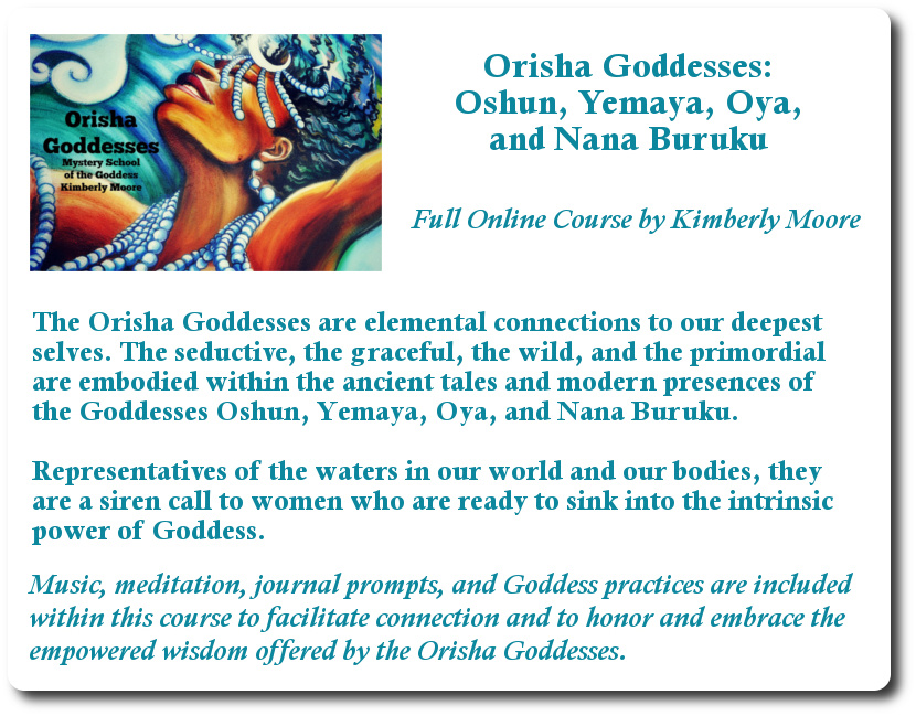 Orisha Goddesses Sales Graphic